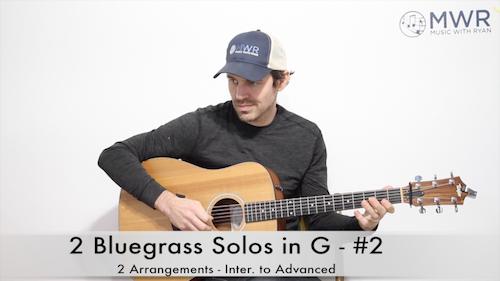 Bluegrass Lesson
