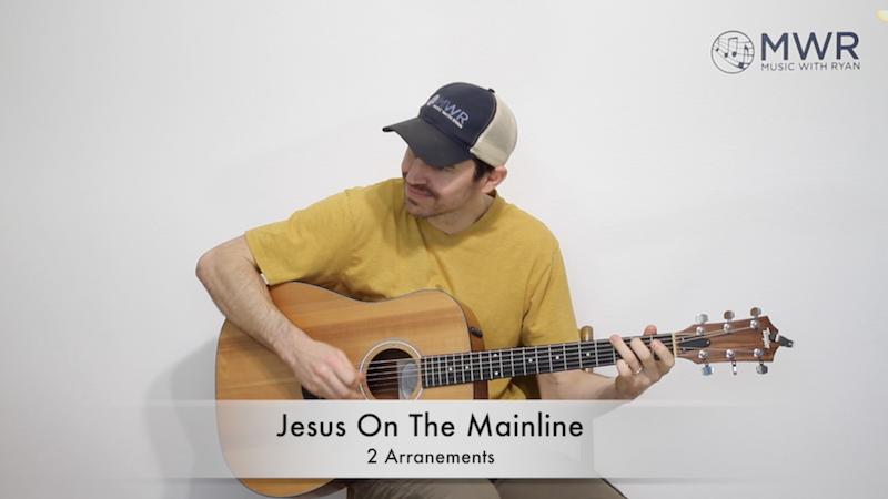 Jesus On the Mainline